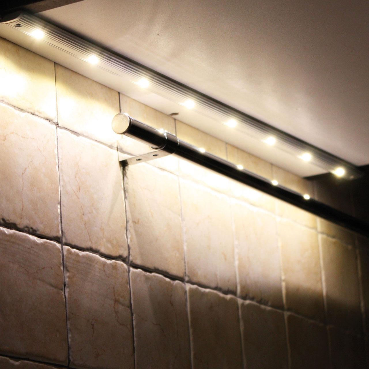 Barra a LED ultraluminosa bianco freddo 60 cm  Barre a LED