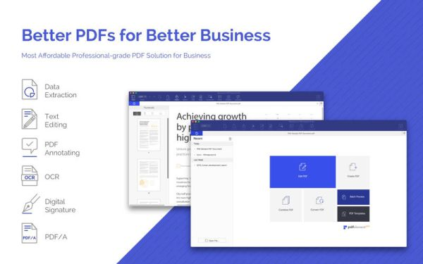 PDFelement 6 - Smart PDF Editor for Mac