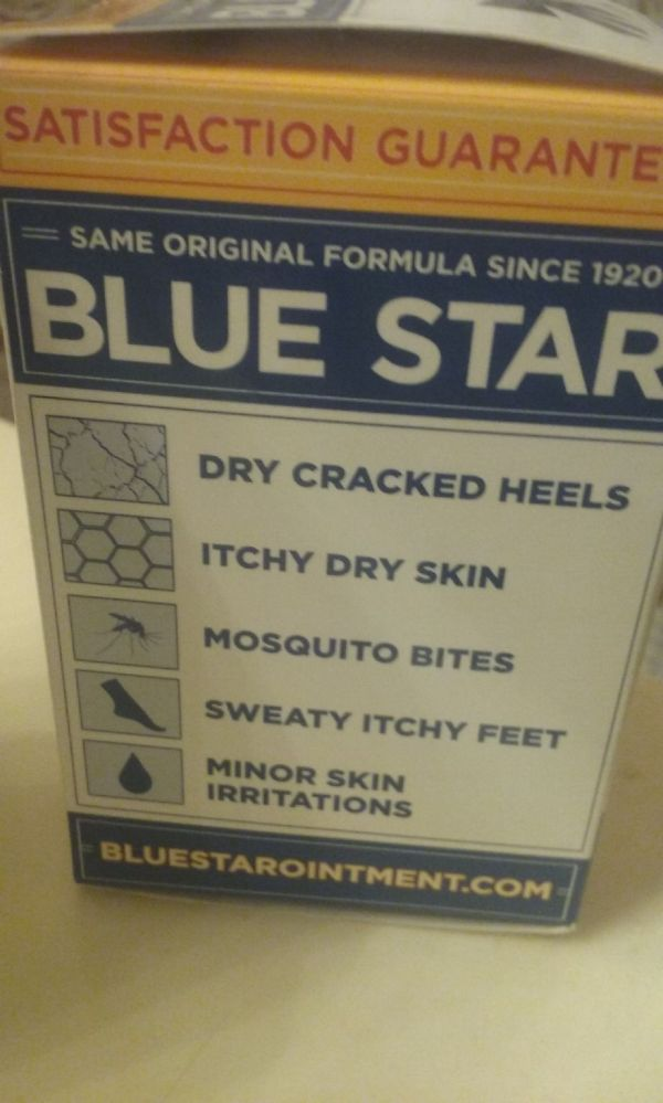 Blue Star Ointment Filter Age 30