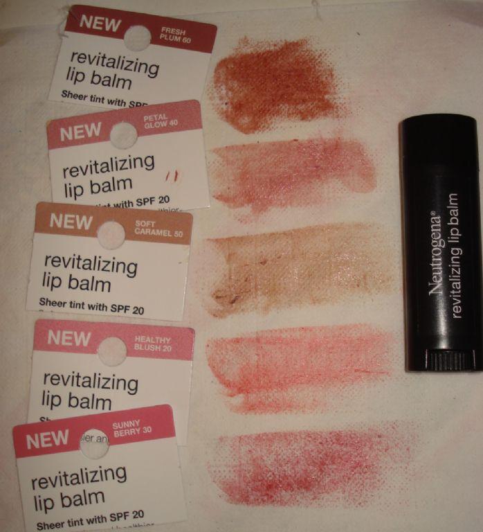 Revitalizing Lip Balm SPF 20 by Neutrogena #8