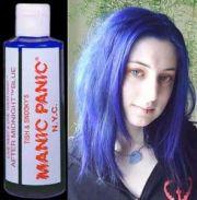 manic panic midnight blue