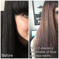 Vitamin C Hair Color Remover reviews, photos page 2