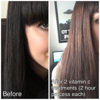 Vitamin C Hair Color Remover reviews, photos page 2