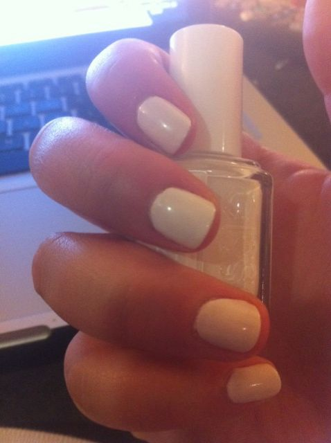 essie 1 Blanc White Nail Polish | Make Up | Superdrug