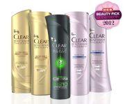 clear scalp & hair shampoo