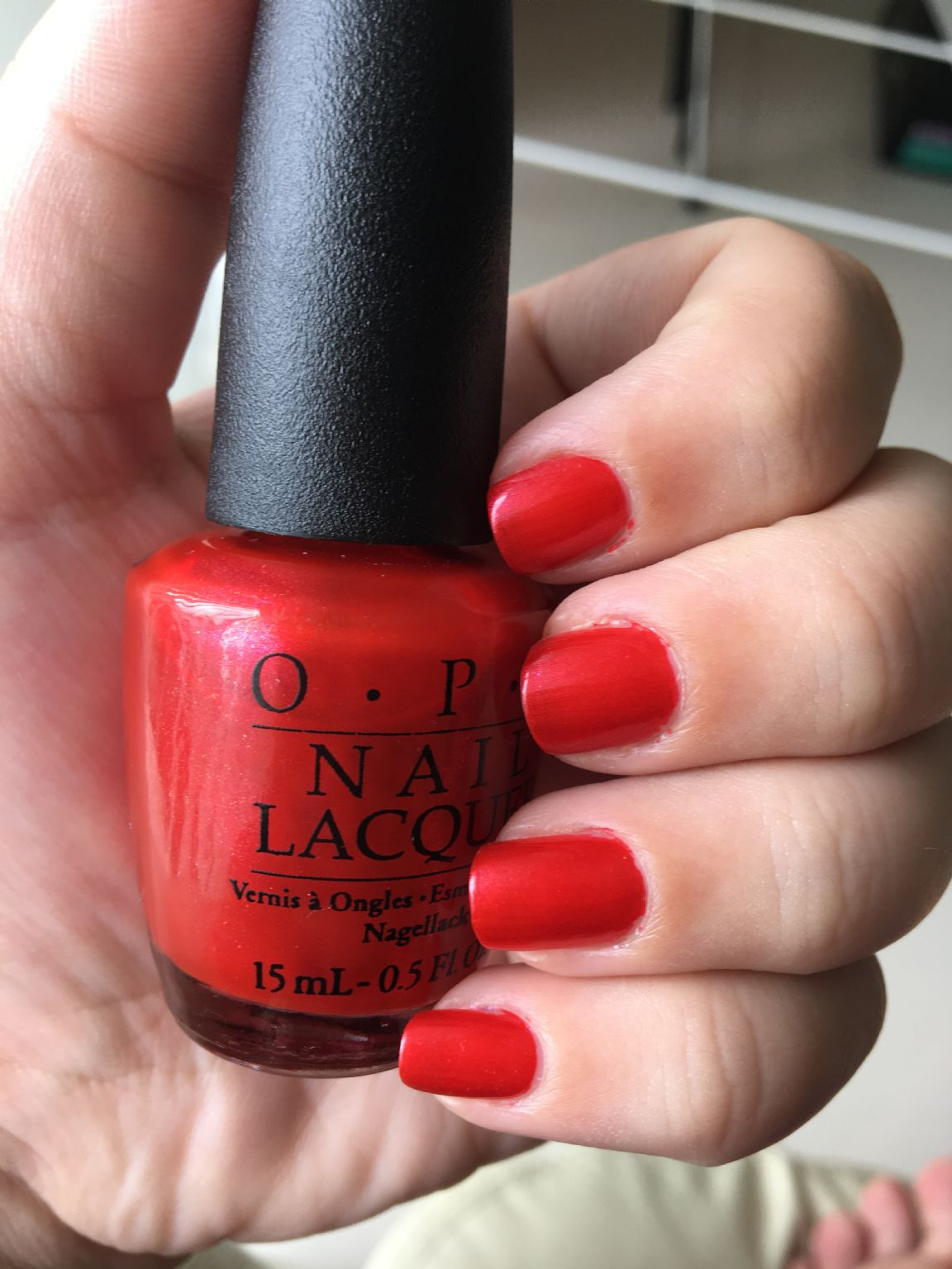Opi Gimme A Lido Kiss : gimme, Gimme, Reviews,, Photos,, Ingredients, MakeupAlley