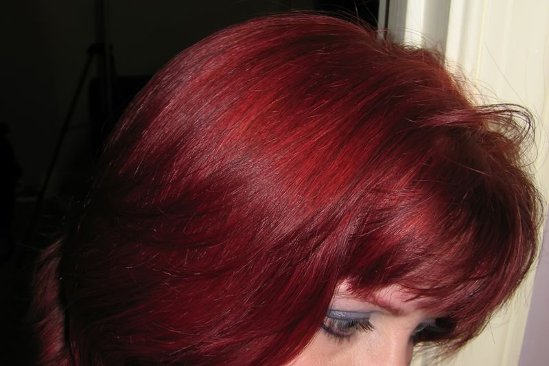 Dark Red Hair Color Pictures Of 22 Original Blood Red Hair