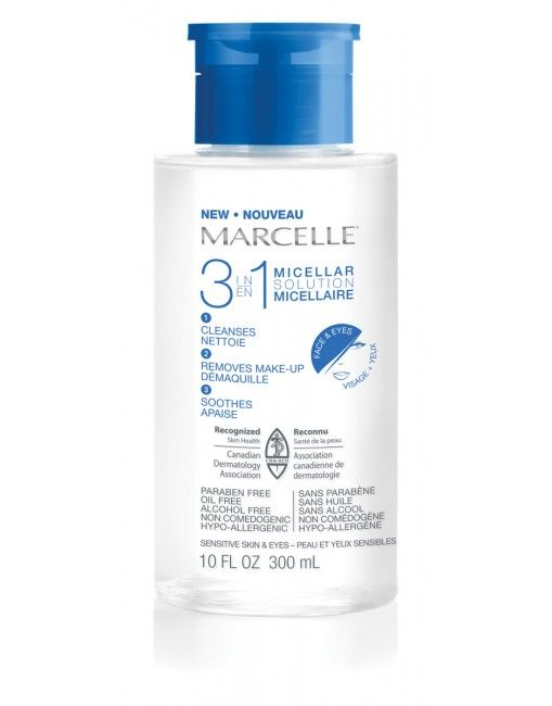 Marcelle 3-in-1 Micellar Solution reviews photo ...