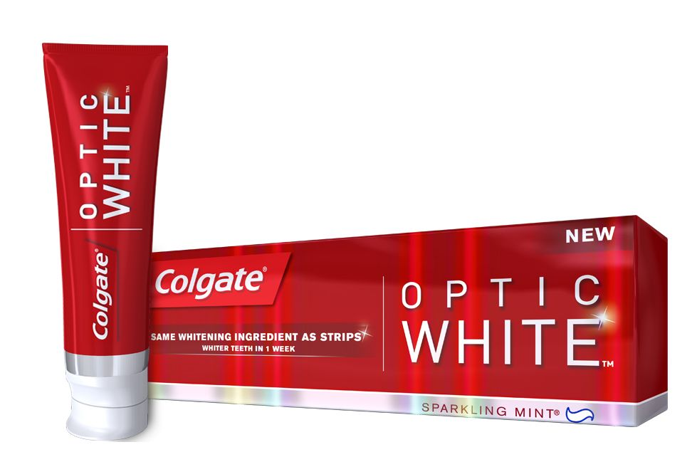 Colgate Optic White reviews photos ingredients - MakeupAlley
