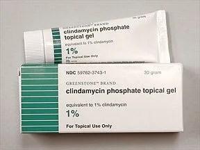 clindamycin phosphate topical gel 1% reviews photos ...