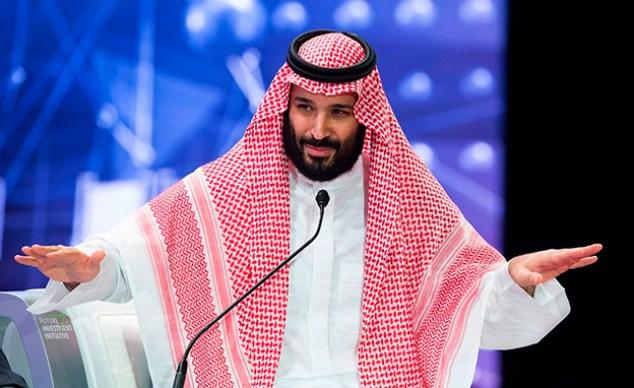 Regent Ben Salman (Photo: AP)