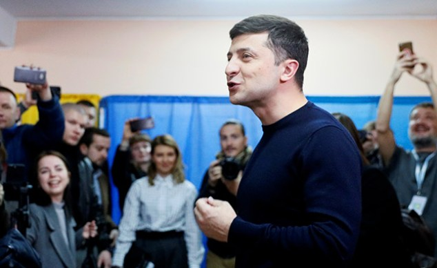 Vladimir Zlansky, Ukraine's presidential candidate (Photo: Reuters, News)