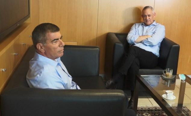Special interview with Bnei Gantz