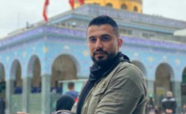 Ali Kamel Muhsin, a Hezbollah operative killed in Syria