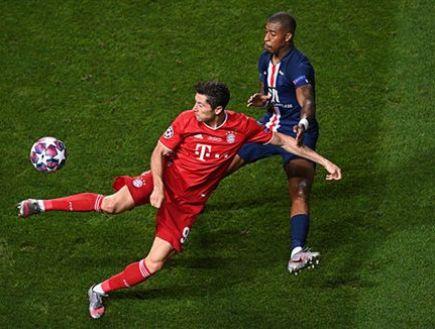 Lewandowski will meet Paris again (getty) (Photo: Sport 5)