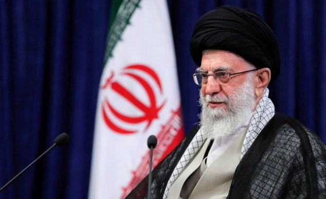 Ali Khamenei (Photo: Reuters)