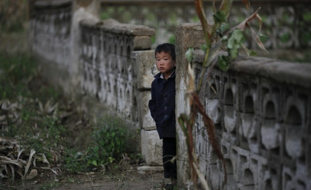 A hungry child in North Korea (Photo: reuters)