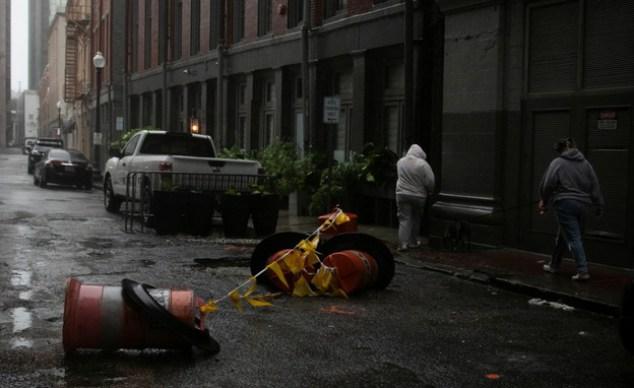 Hurricane Ida Damages in New Orleans, Louisiana, United States (Photo: Reuters)