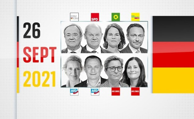 German elections (Photo: sky news)
