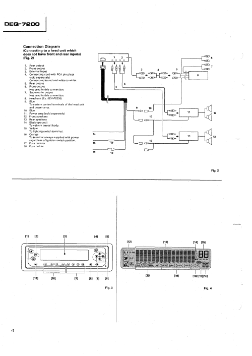 small resolution of pioneer equalizer wiring diagram wiring diagram third level rh 2 6 21 jacobwinterstein com deh x6500bt pioneer deh p6500