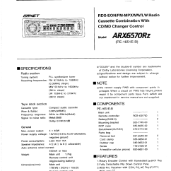 Clarion Wiring Harness Diagram Human Brain Label Cz401 Transformer Circuit