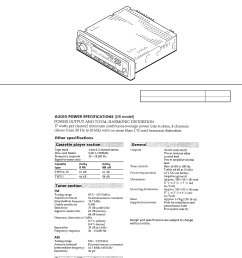 sony xr 2100 wiring diagram get free image about wiring sony xplod wiring color diagram sony [ 2650 x 3748 Pixel ]