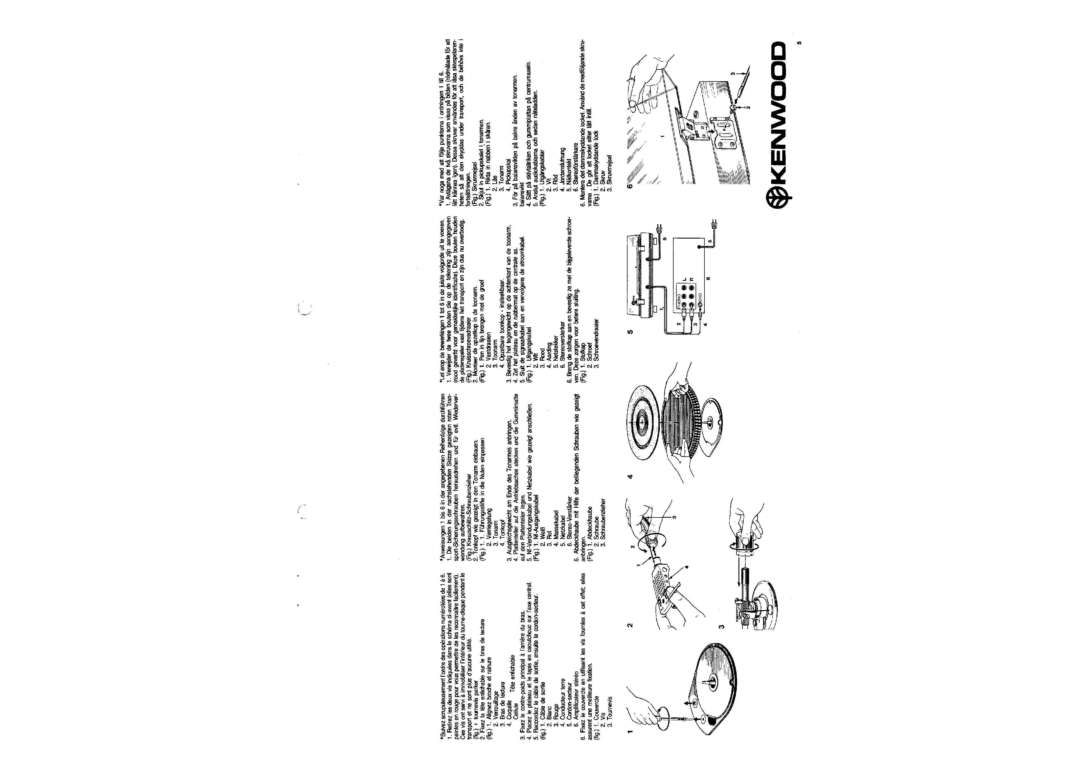 Kenwood Car Stereo Manual