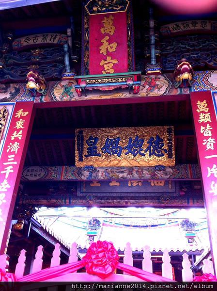 台中南屯|萬和宮(犁頭店聖母廟)-國際化的三級古蹟