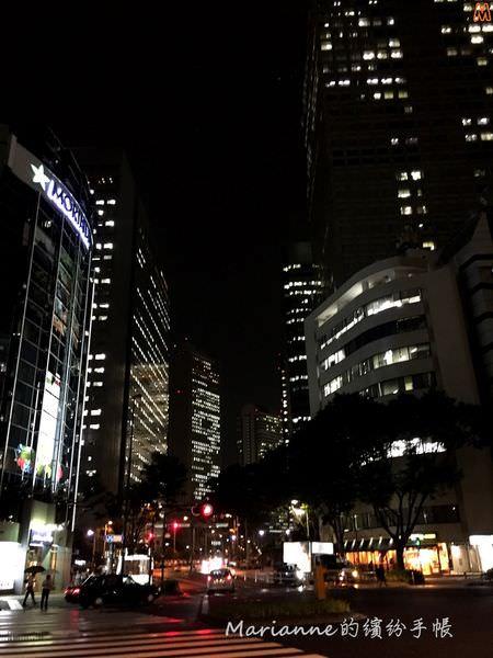 東京新宿景點|東京都廳展望台–免費俯視東京的美麗夜景