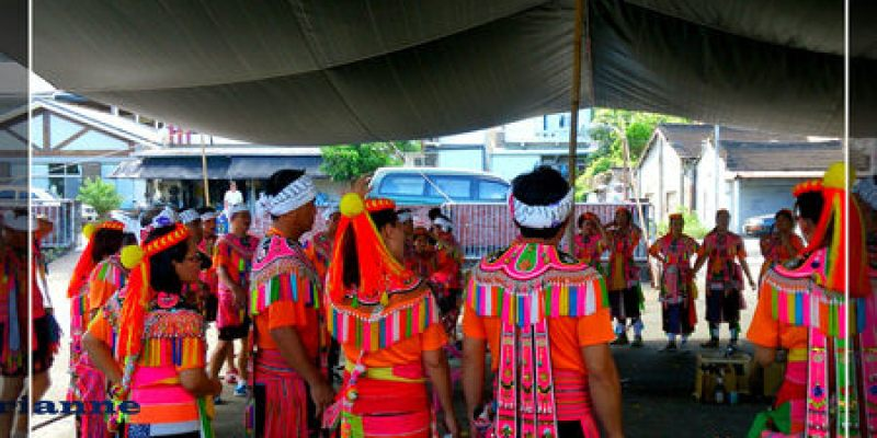 台東東河|2014年東河部落收穫祭彌撒(下)