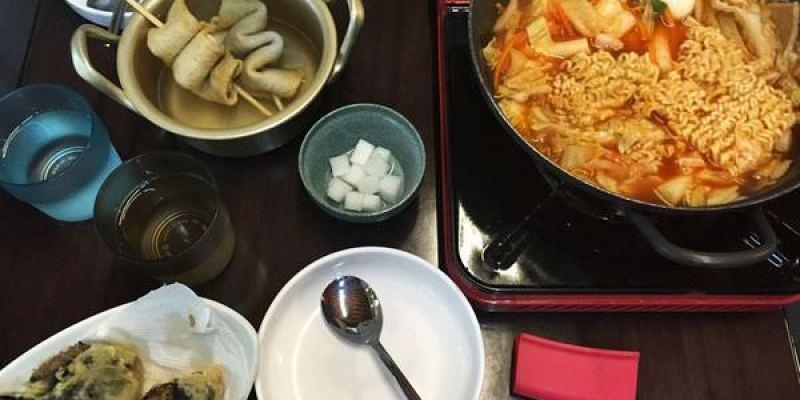 台中北區美食 求求辣年糕GOO GOO DO BO GI--道地韓式料理@一中商圈