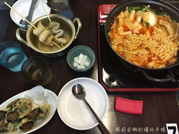 台中北區美食 求求辣年糕GOO GOO DO BO GI–道地韓式料理@一中商圈