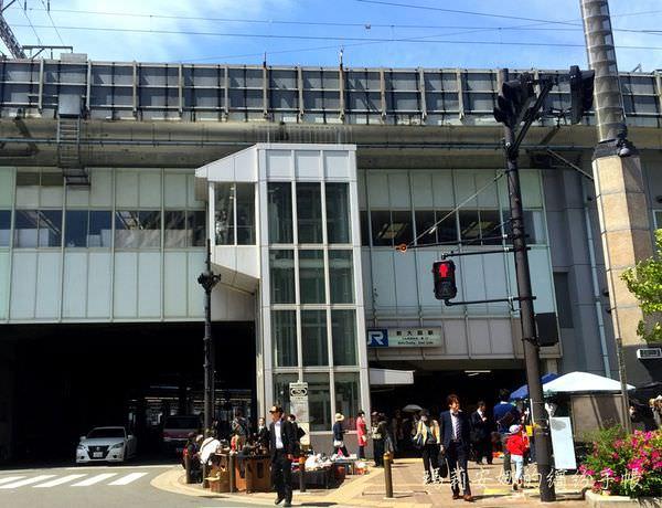大阪自助 從大阪到倉敷美觀地區–交通記錄