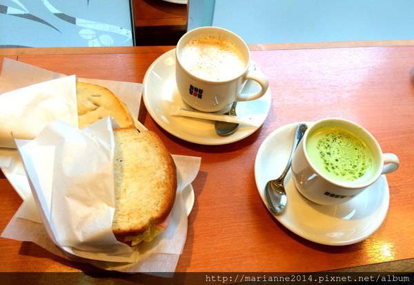 東京美食|DOUTOR Coffee 羅多倫咖啡@銀座一丁目