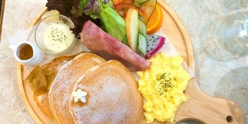 台中南屯美食|Cafe Hello 豐盛、美味的優質早午餐