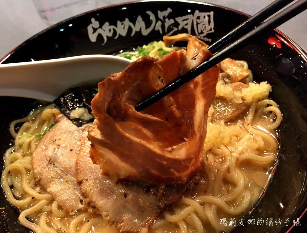 台中北區,中友百貨公司美食餐廳懶人包,台中日式拉麵