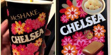 日本麥當勞  Chelsea奶昔 期間限定的童年回憶