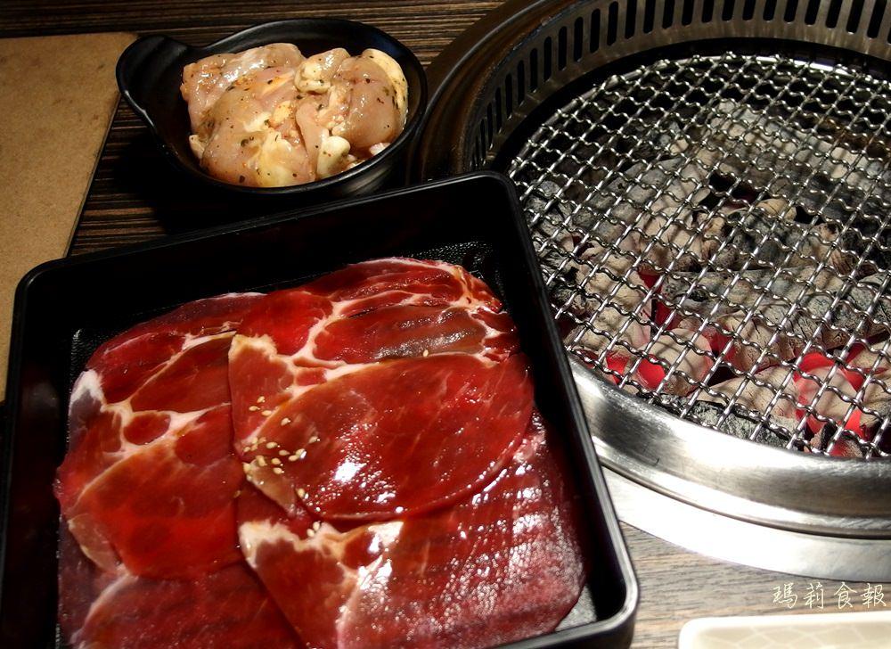 燒肉眾臺中一中店|499元就能吃到飽 多種肉品海鮮無限量供應 臺中燒肉 - 瑪莉食報