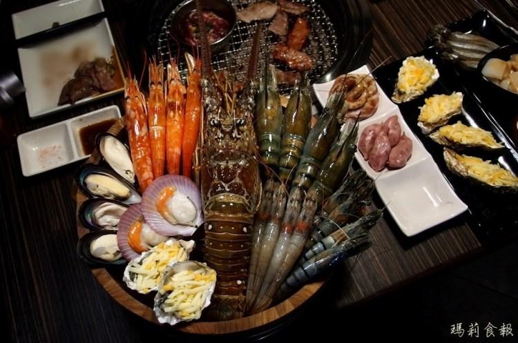 燒肉眾台中一中店 499元就能吃到飽 多種肉品海鮮無限量供應 台中燒肉