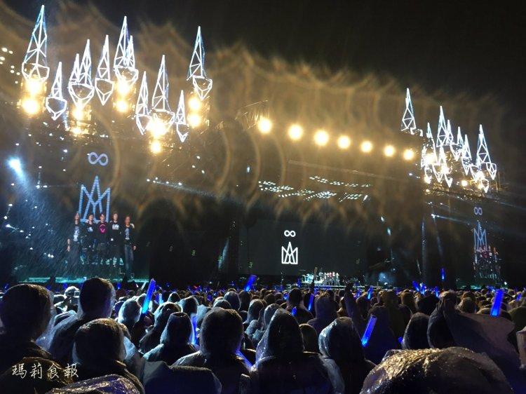 2018五月天人生無限公司巡迴演唱會第10場 @桃園棒球場