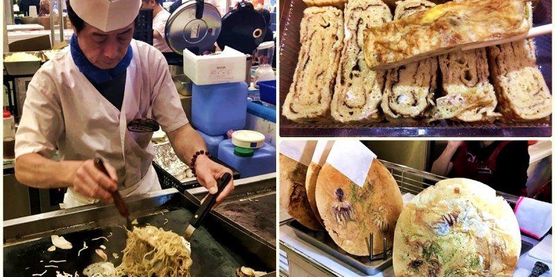 台中北區|2018日本美食物產大展-在台灣的日本夜市@中友百貨