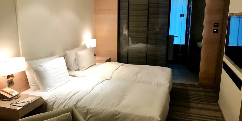 台北住宿|HOTEL COZZI 和逸忠孝館 華山市場對面 捷運善導寺站步行一分鐘
