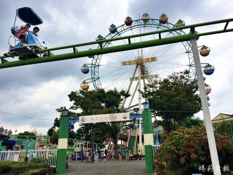 東京景點 荒川遊樂園 遊樂設施 動物園 親子遊、憶兒時的好地方 食尚玩家介紹
