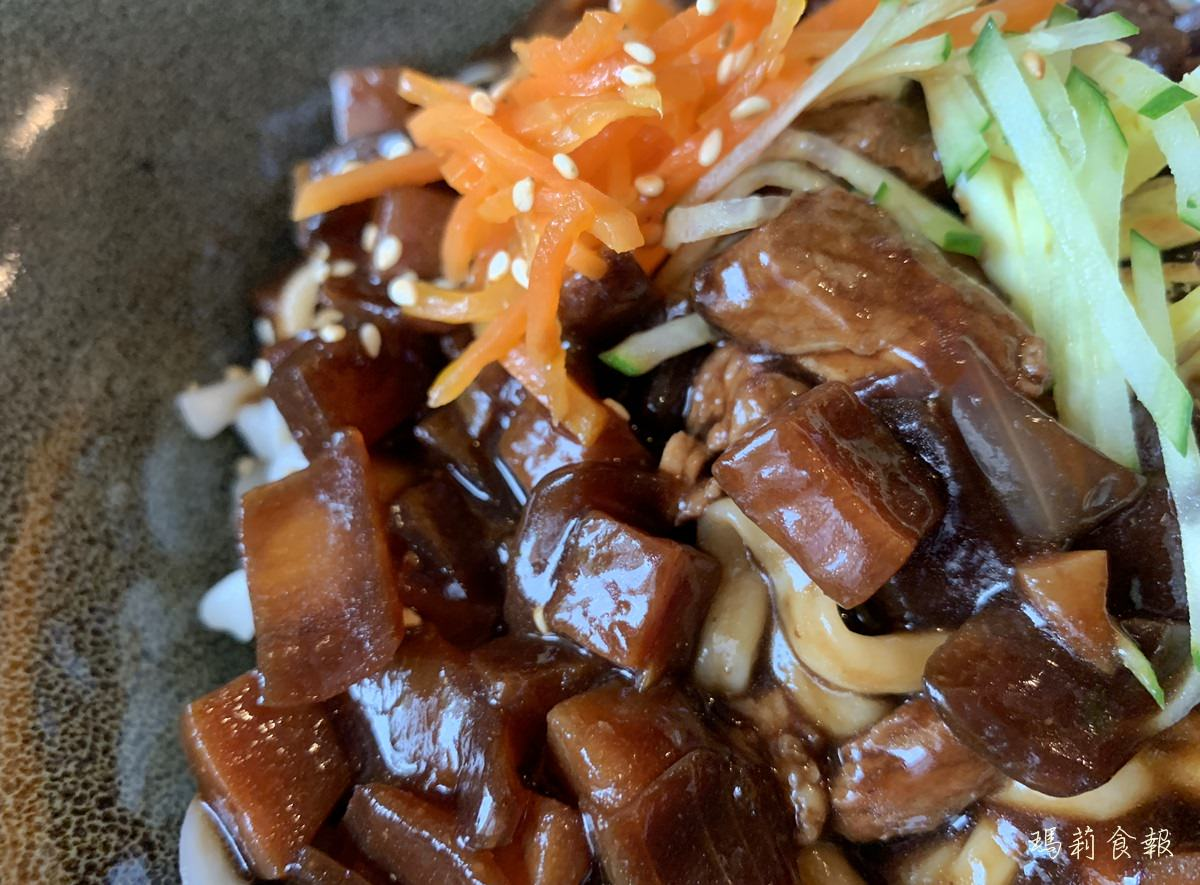 台中北區美食,K bab大叔的飯卷,韓國人經營的韓式料理,大叔飯盒