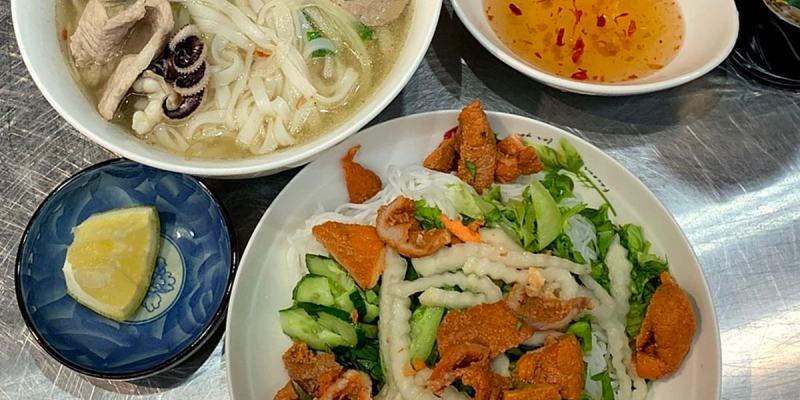 台中北區|一中二街越南美食 銅板價享受道地風味 越南河粉推薦