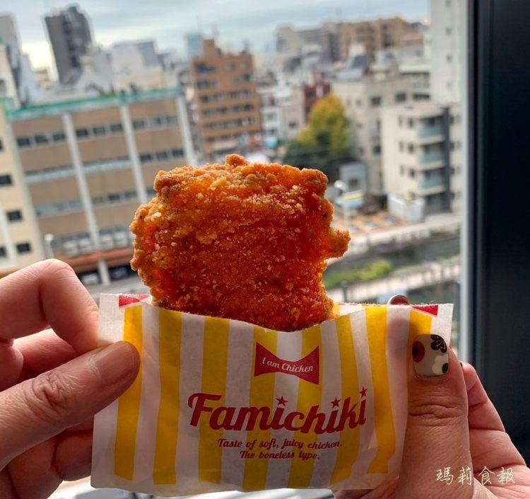 日本自助|FamilyMart 炸雞塊(揚げ物) 日本旅遊超市必吃小點心