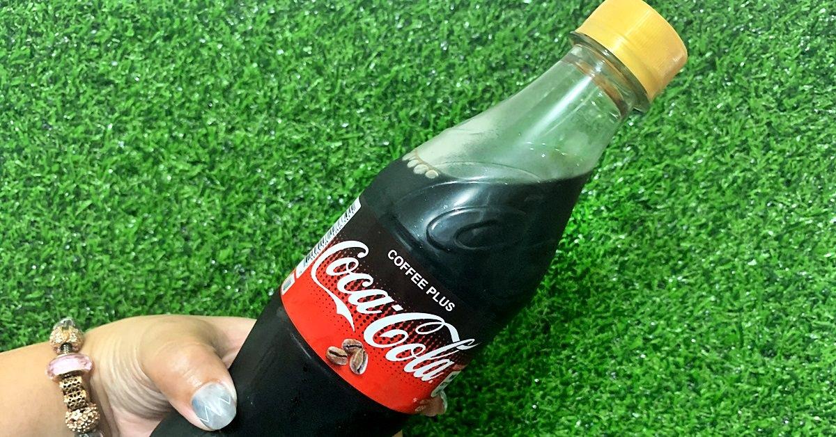 可口可樂咖啡口味,Coca-Cola Coffee Plus,可樂咖啡,全台7-11限時獨賣