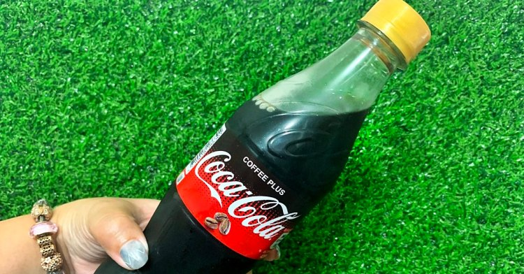 台灣可口可樂|可口可樂咖啡口味 Coca-Cola Coffee Plus 可樂咖啡7-11限定販售