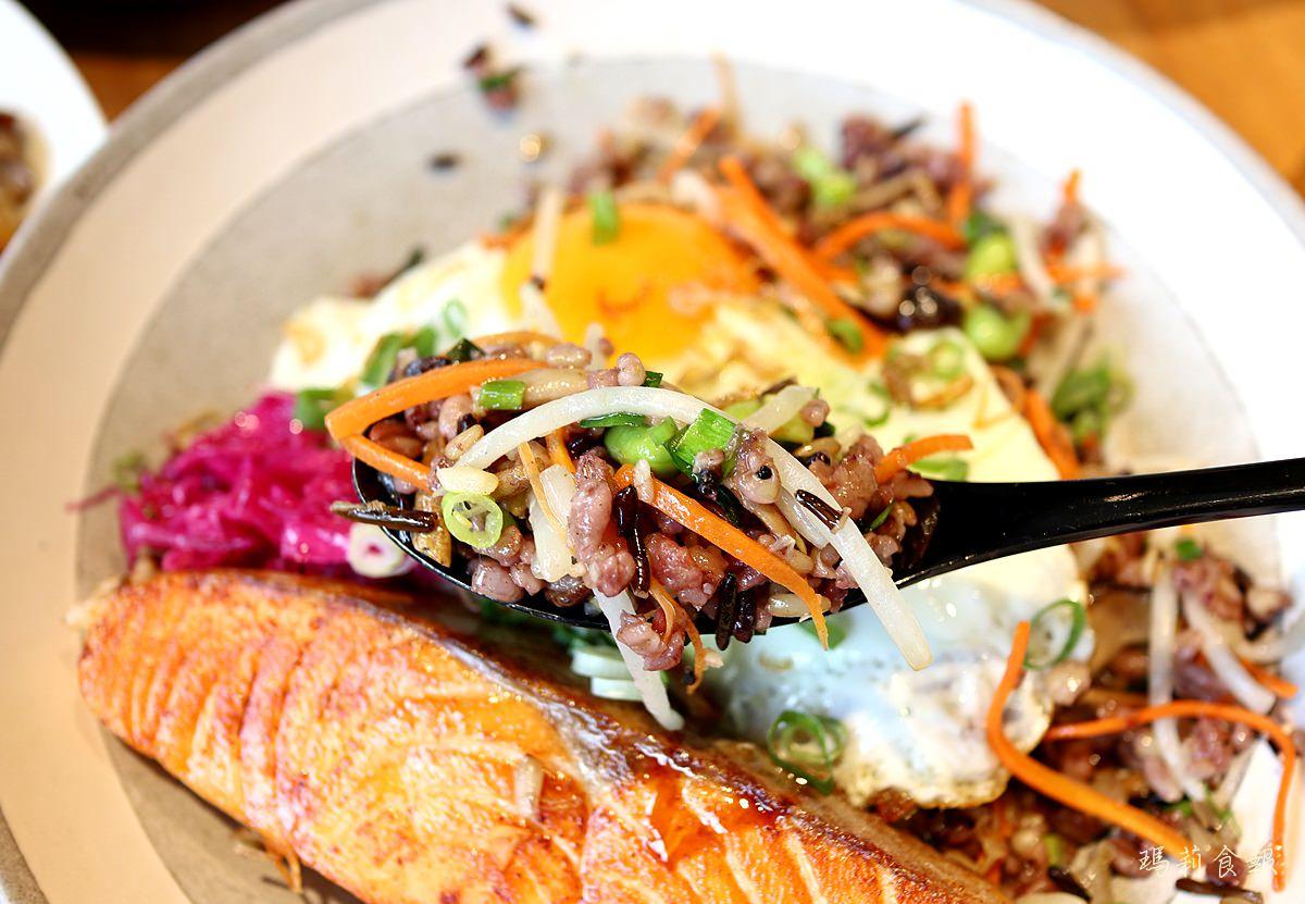 台中南屯美食,Bistro88 Light,從早午餐到宵夜全時段供餐,高纖維質低澱粉
