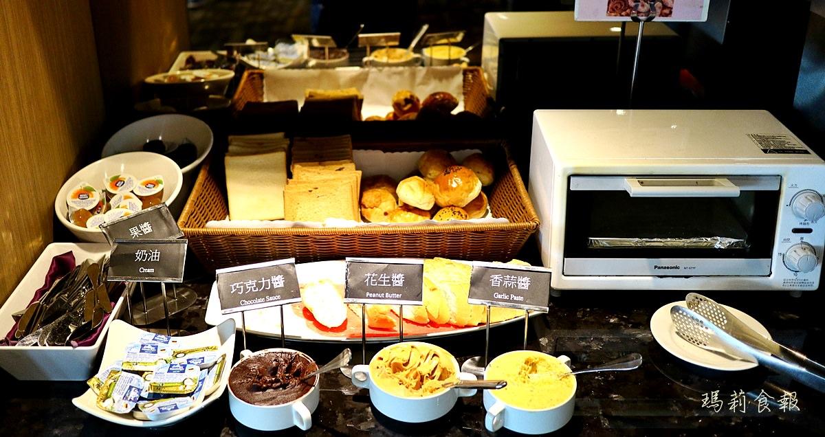 緻麗伯爵酒店早餐